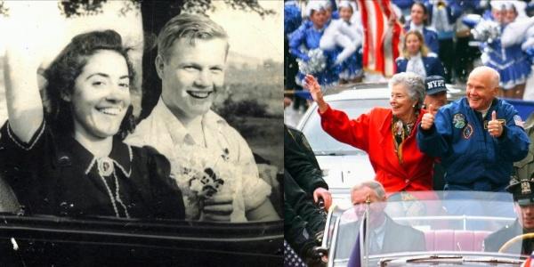 Annie Glenn (Wife of John Glenn), Champion of Speech Disorders