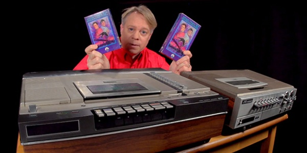 Tale of the Tapes: Engineer Guy Explains How VHS Beat Betamax