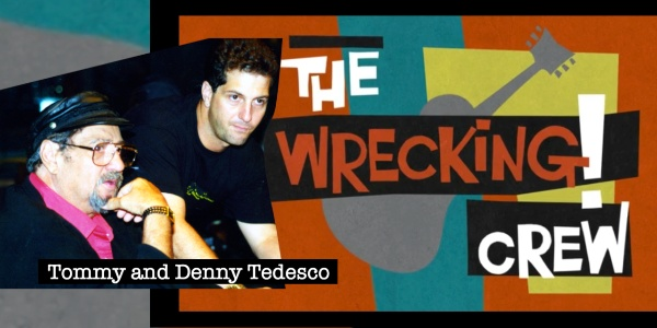 The Wrecking Crew's Tommy Tedesco: The Most Heard Guitarist You've Never Heard Of (Father's Day)