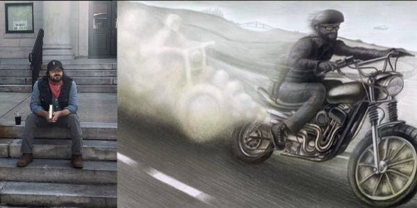 A Son's Eulogy for His Biker Father