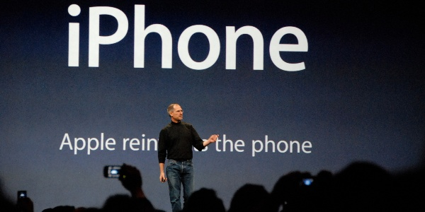 The Day Steve Jobs Reinvented The Telephone