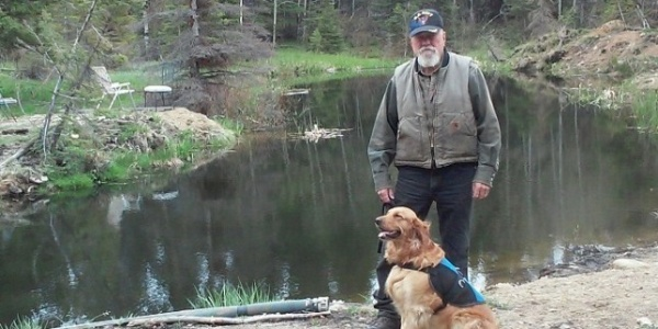 Feds Send this Disabled Veteran to Prison for Digging Ponds on His Property