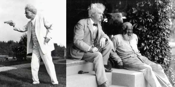 How Samuel Clemens Headed West and Became Mark Twain