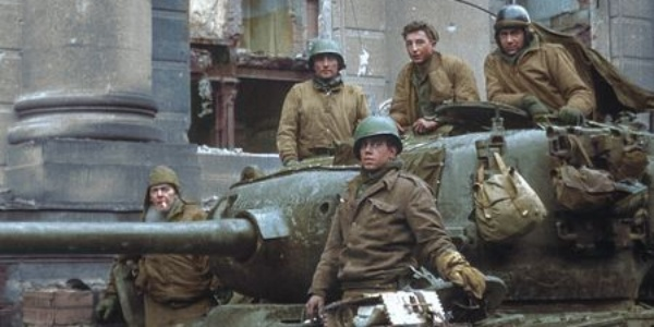 Spearhead: An American Tank Gunner, His Enemy, and a Collision of Lives in WWII