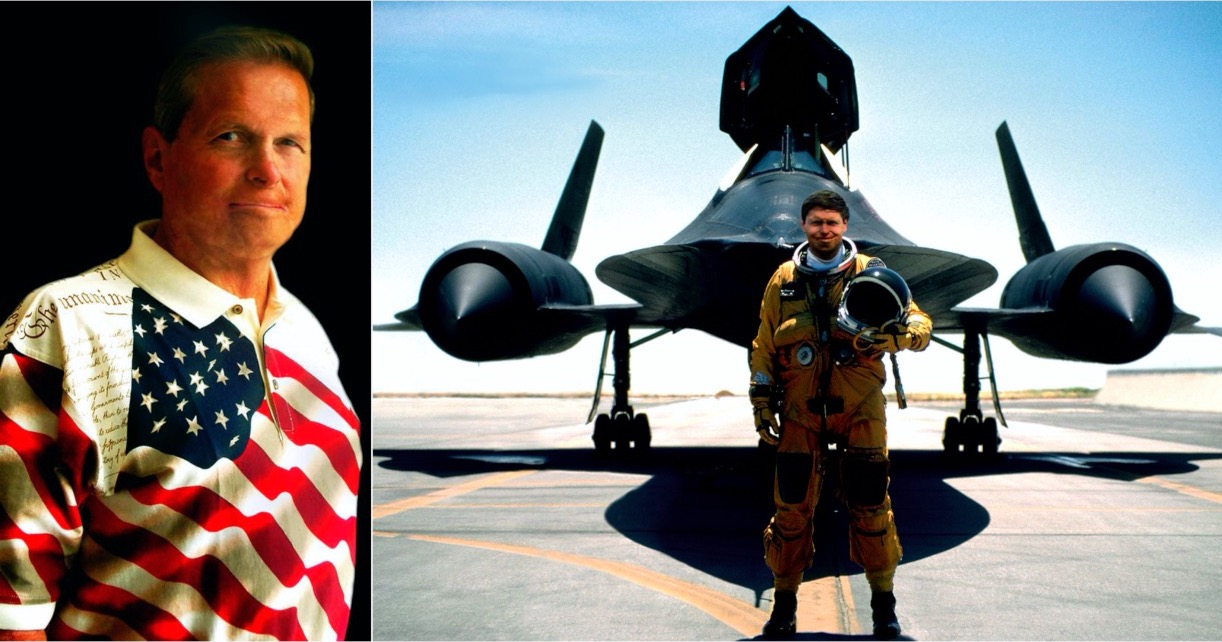 "The ""LA Speed Check"": Major Brian Shul's SR-71 Blackbird Story"