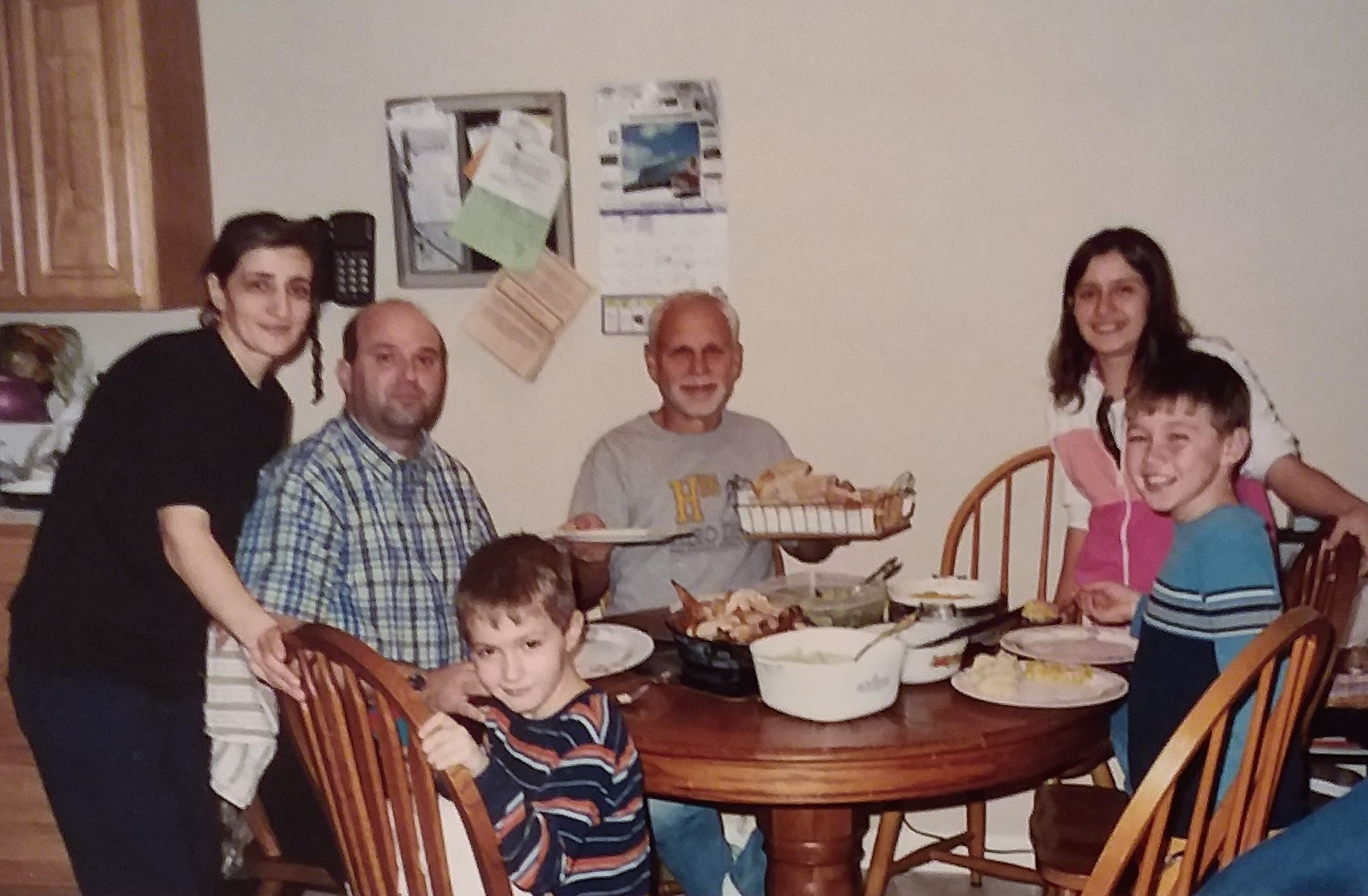 American Thanksgiving with Bosnian Refugees