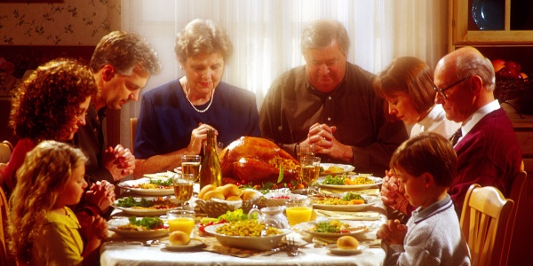 The REAL Story of Thanksgiving: Yesterday And Today