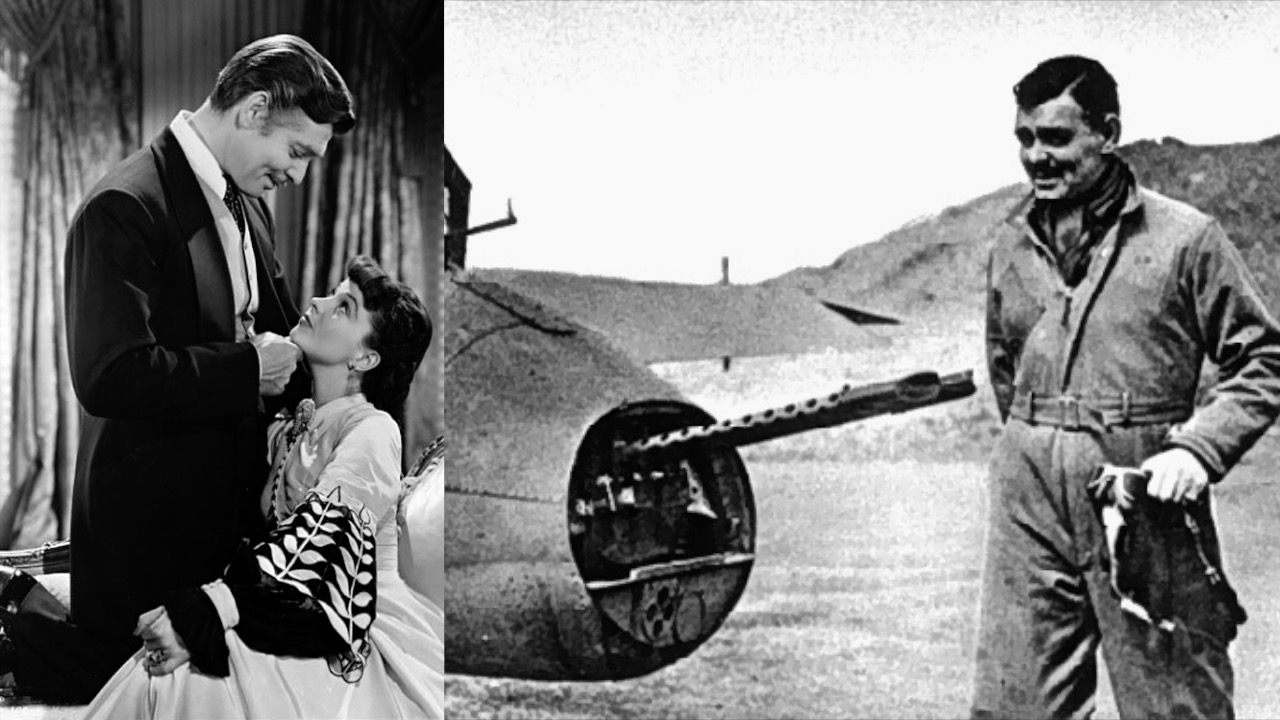 Hollywood Goes to War: Clark Gable