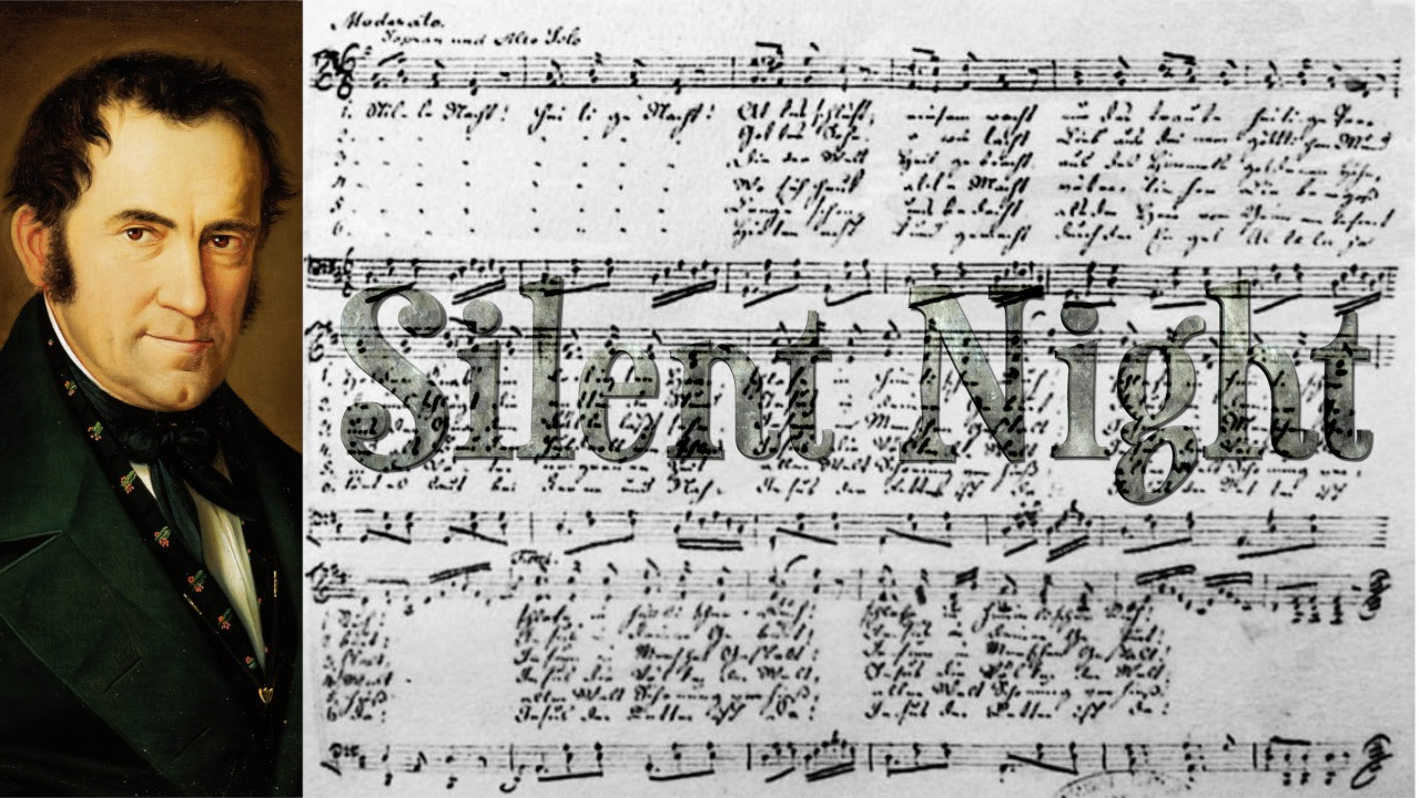 Silent Night: The Story of the World's Most Famous Christmas Carol (History Guy)
