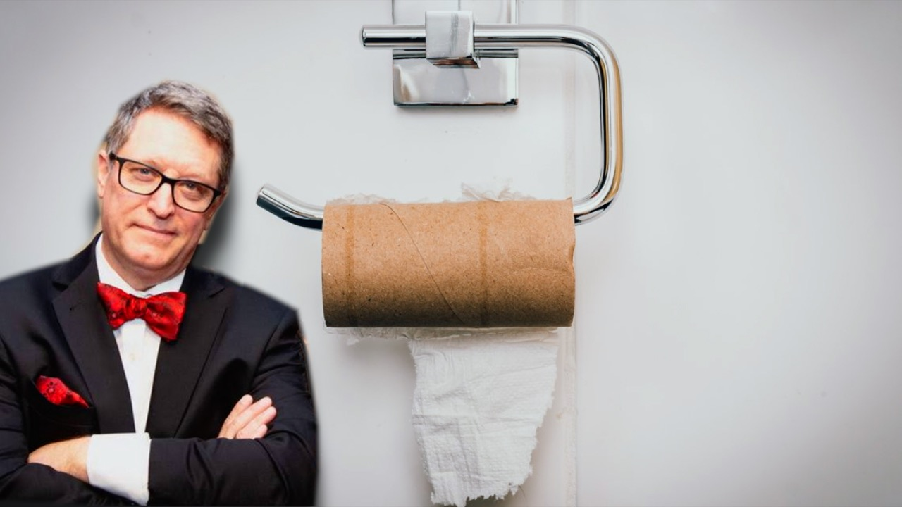 A Brief History of Toilet Paper (History Guy)