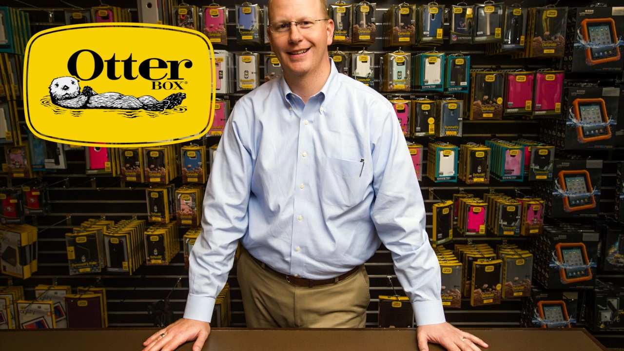 OtterBox's CEO: One of Our Employees Got More Applause Than Peyton Manning... Literally!
