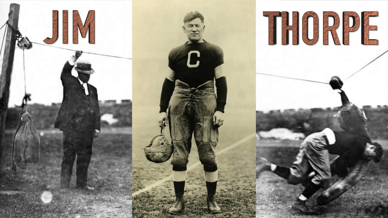Jim Thorpe: All-American, Native American (And The Carlisle Indian Football Team)