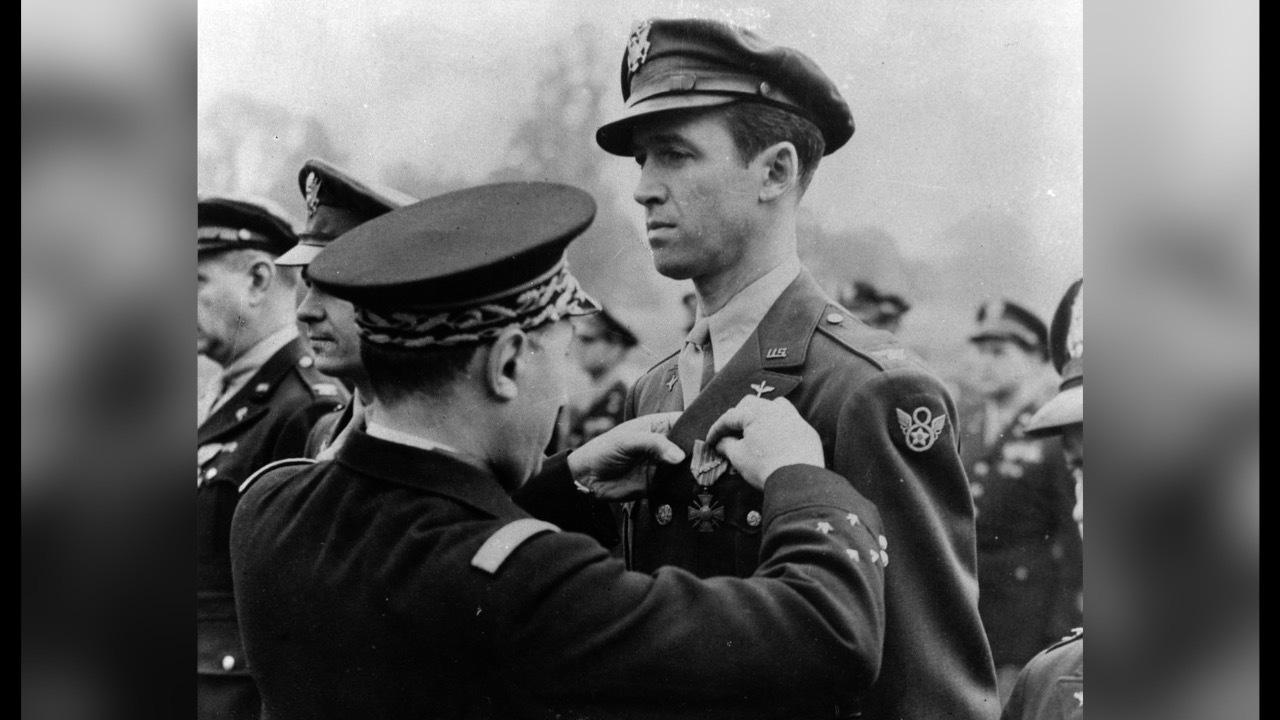 Jimmy Stewart: Hollywood Goes to War