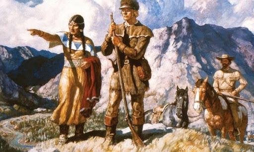 The Woman Who Saved The Lewis and Clark Expedition