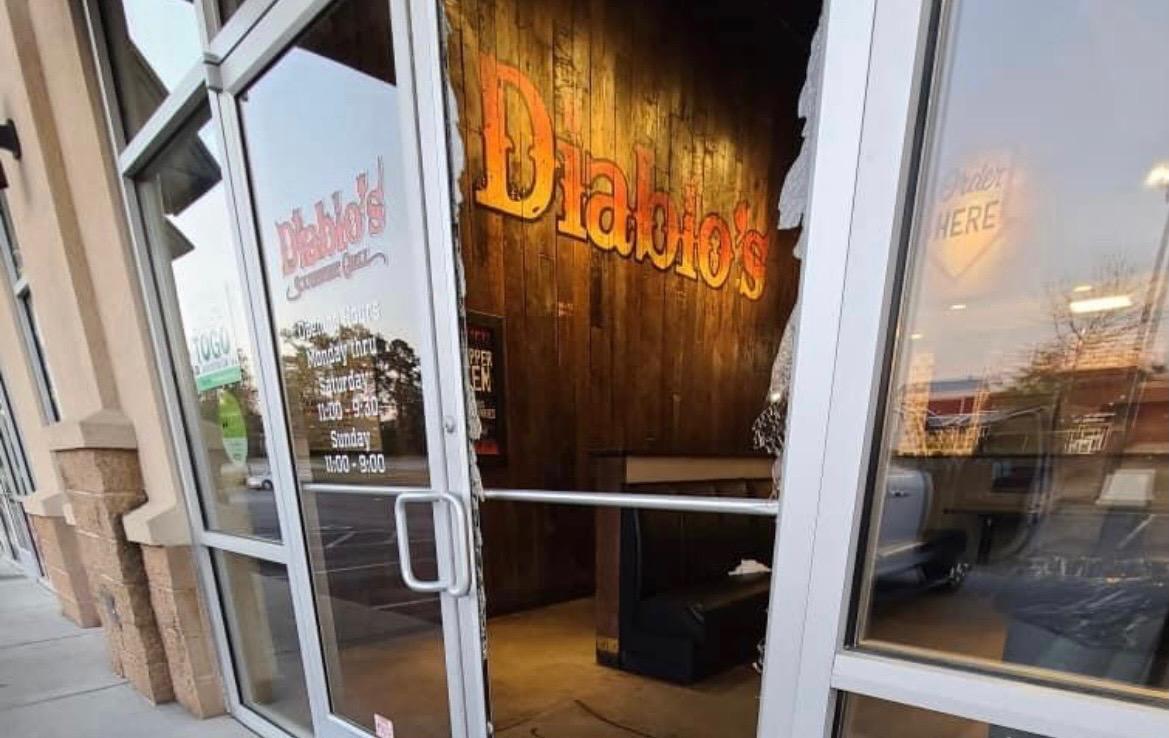 Burrito Restaurant Offers Job To Burglar