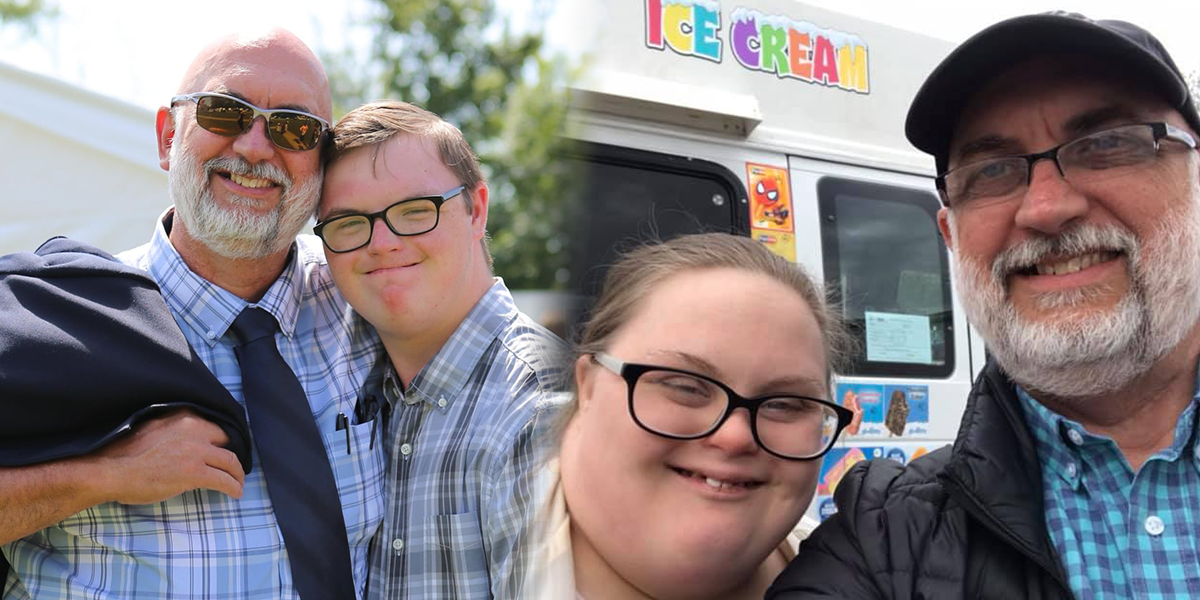 Special Neat Treats: A Father's Gift to His Children with Down Syndrome