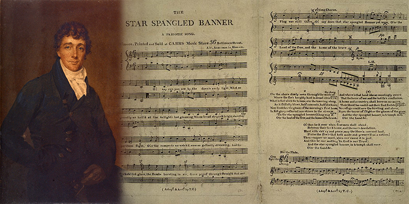 The Tone Deaf, Bad Poet Who Wrote The National Anthem