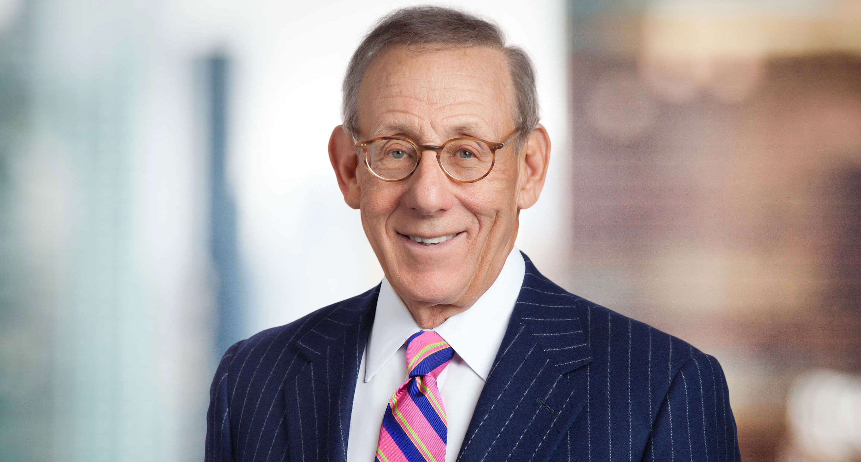 """Dolphins Owner Stephen Ross: """"Your Word Is The Most Important Thing You Own"""""""