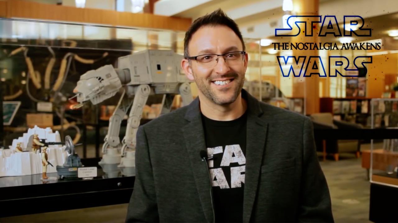 Nostalgia Awakens: The Star Wars Toy Empire Revolution