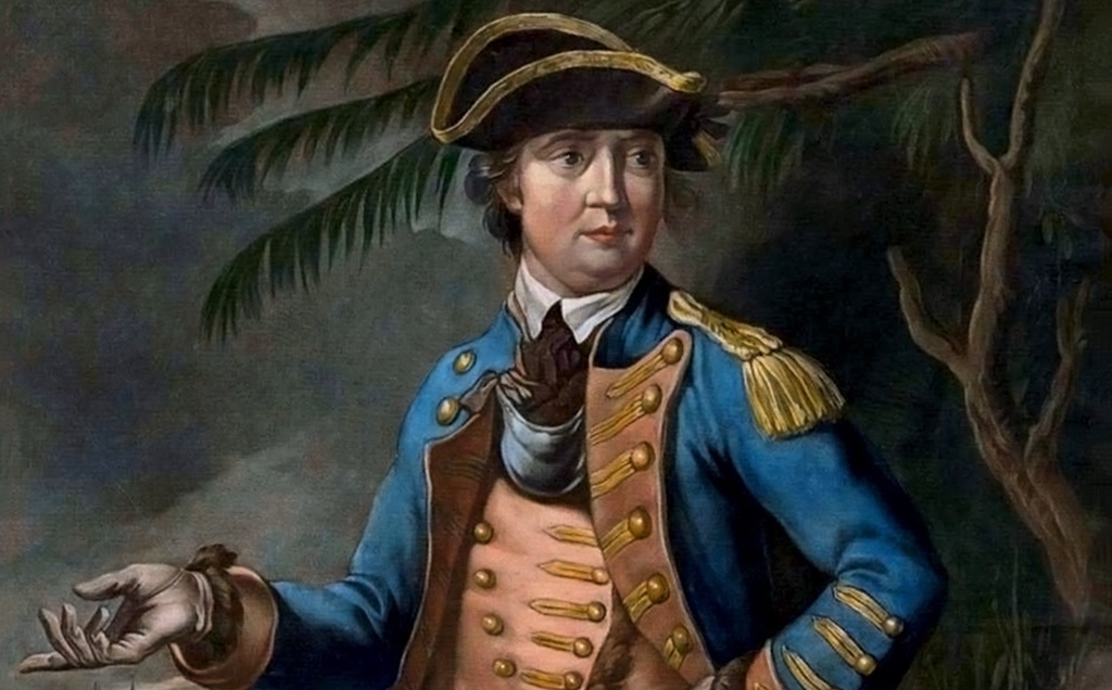 Benedict Arnold: Both the Greatest of Heroes and the Darkest of Villains
