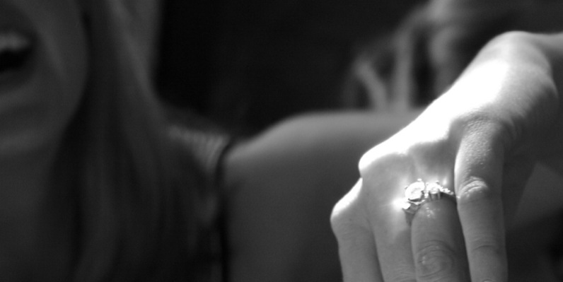 The Shocking Story Behind the Diamond Engagement Ring