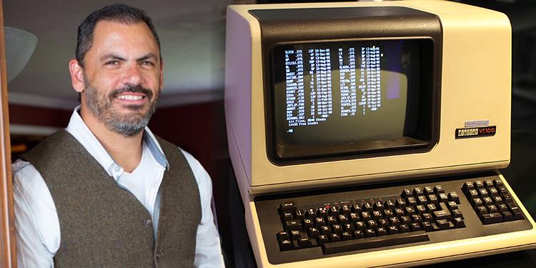 The Internet Pioneer, Jason Wolfe