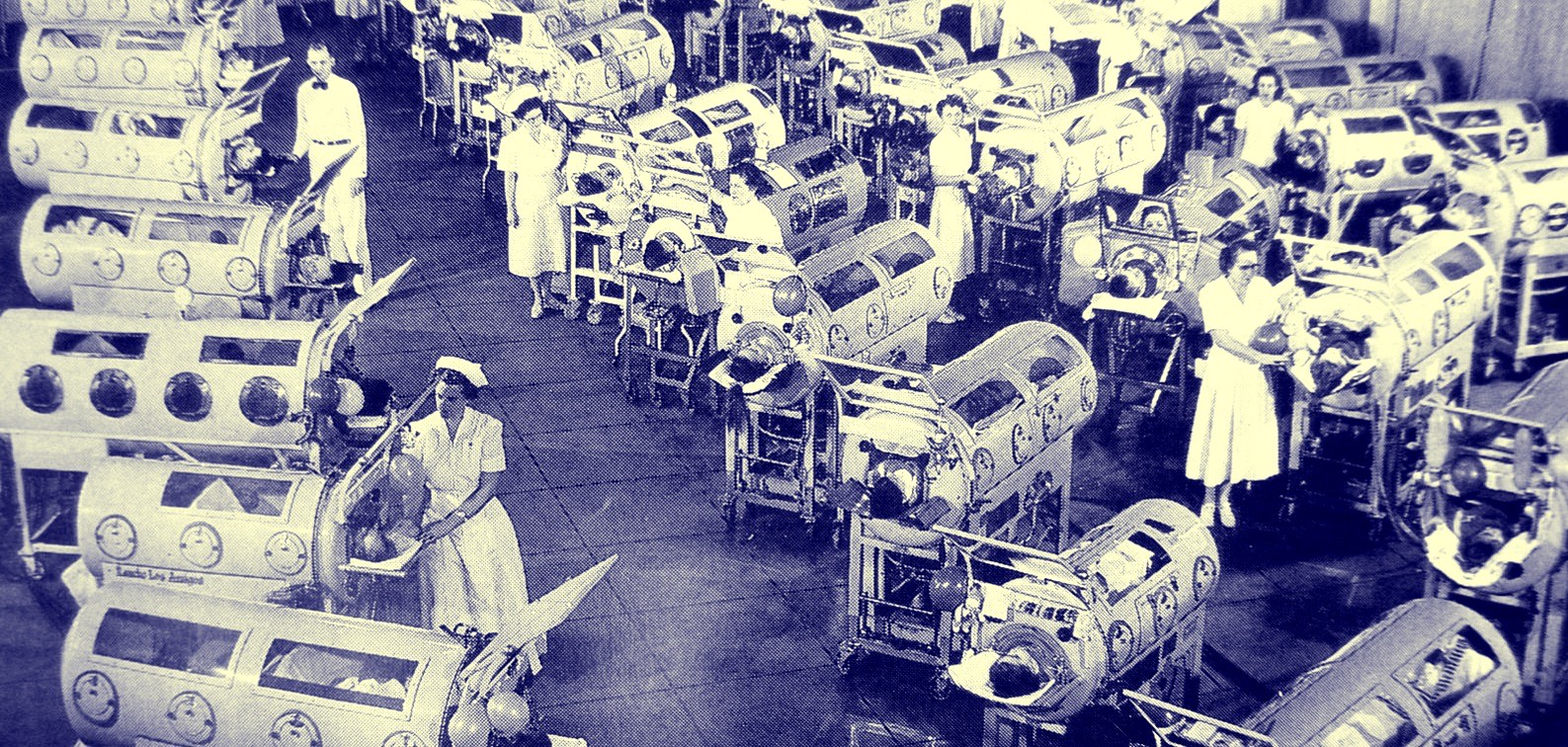 Trapped Inside a Tube: The Iron Lung Story