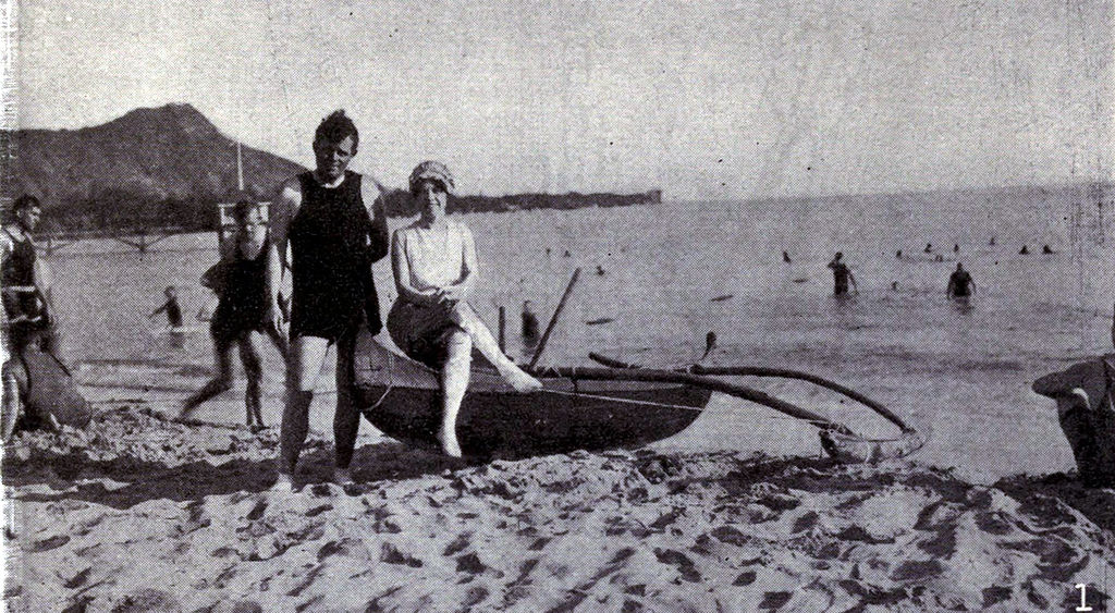 The Woman Behind Jack London