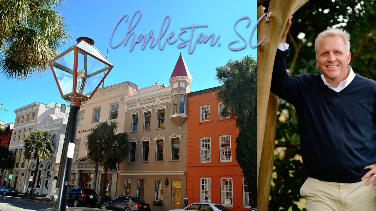 The Story of Charleston: The Way Life Used to Be, And Perhaps, Is Supposed to Be