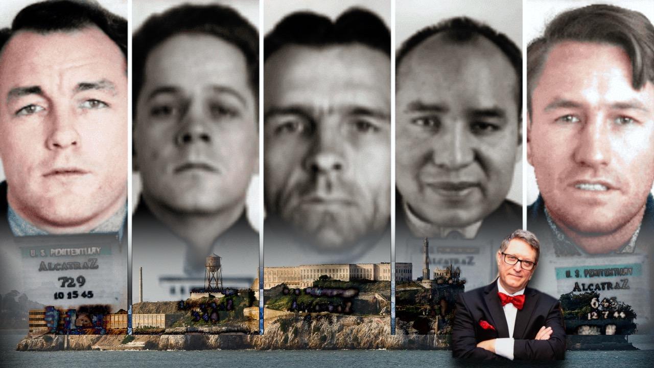 The 1946 Battle of Alcatraz (History Guy)