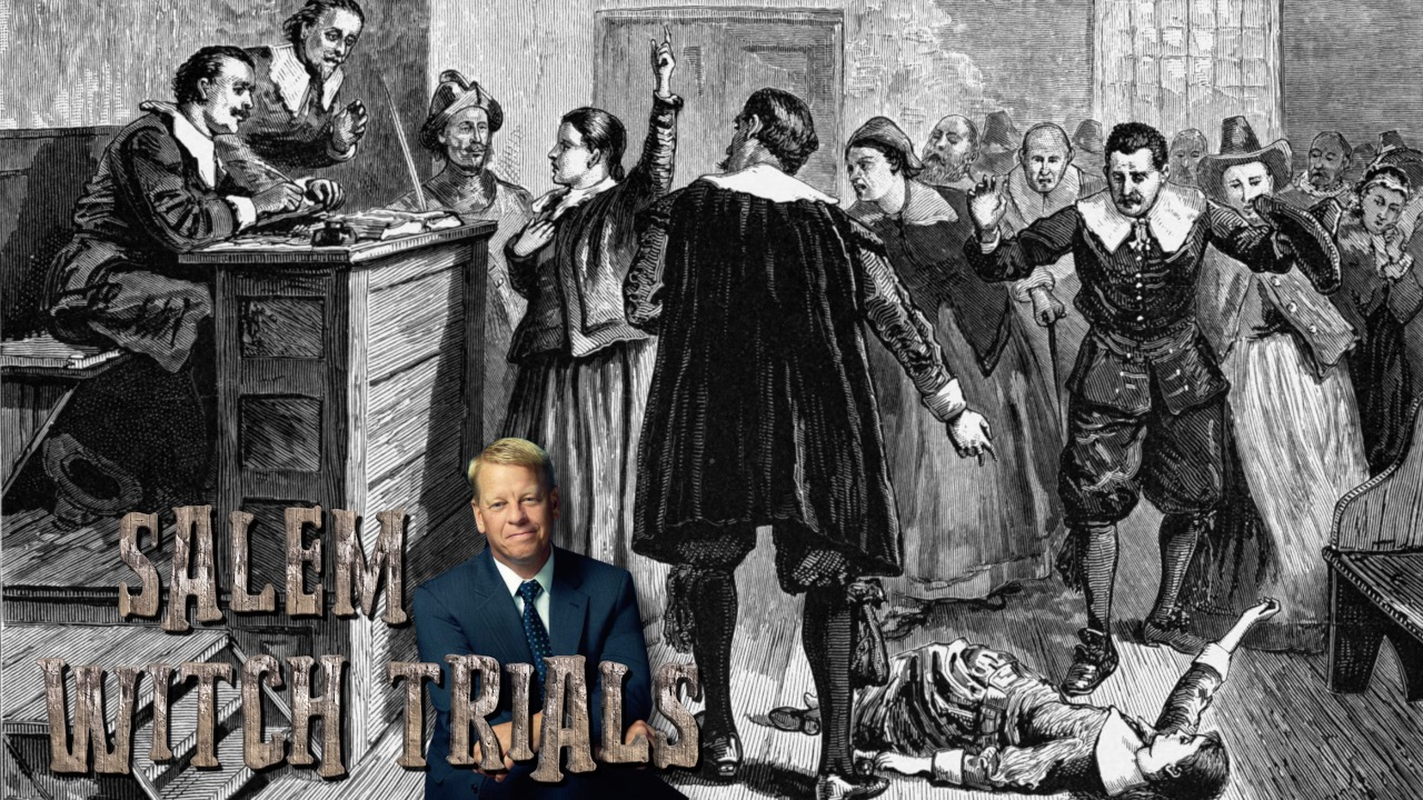 The Salem Witch Trials and the American Puritans