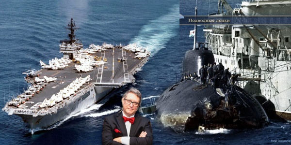 The Day a Soviet Nuclear Attack Submarine Rammed an American Aircraft Carrier (History Guy)