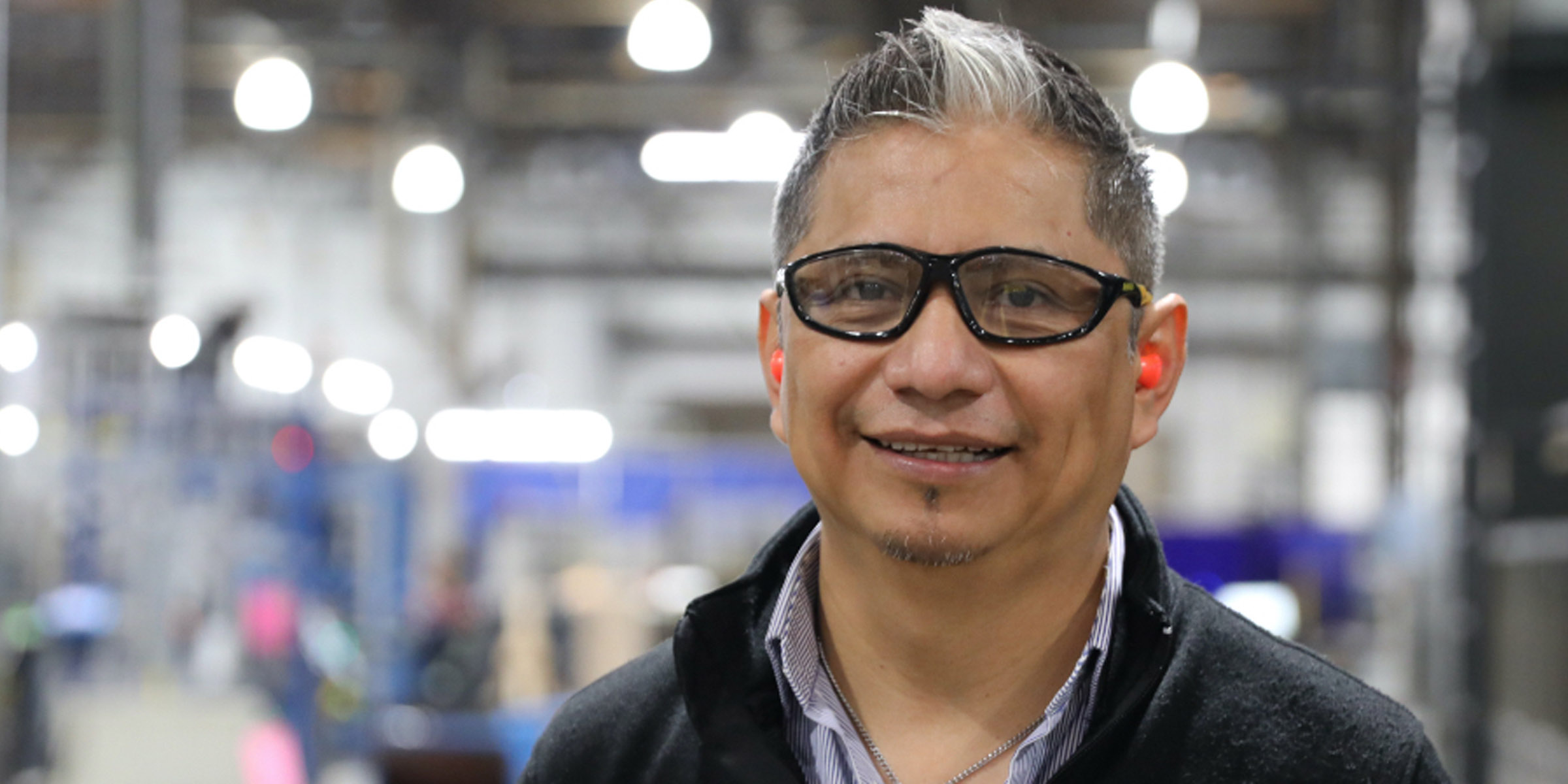 The Immigrant Who Started As A Janitor And Now Programs Laser-Cutting Machines!