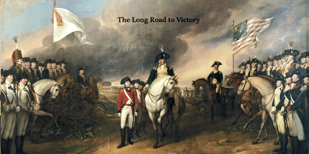 The Long Road to Victory [Independence Day]