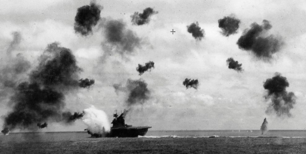 America's Comeback: The Battle of Midway